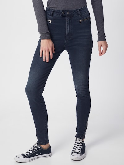 tigha Jeans 'Alice' in blue denim, Modelansicht