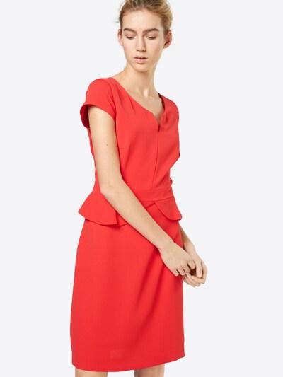 COMMA Kleid in rot, Modelansicht