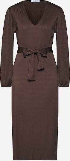 EDITED Robe de cocktail 'Tasmin' en marron, Vue avec produit