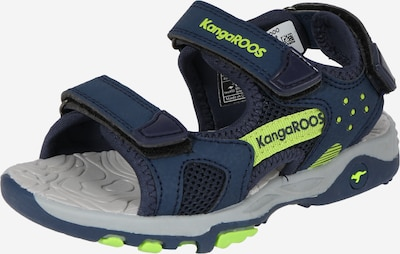 KangaROOS Sandale 'Logan' in navy, Produktansicht