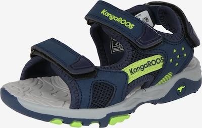 KangaROOS Sandalen 'Logan' in navy, Produktansicht