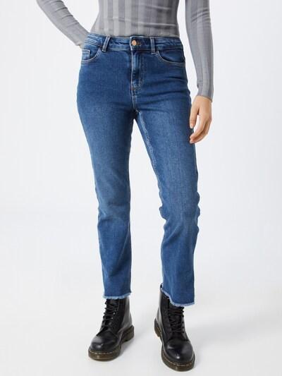 PIECES Džinsi 'KAMELIA' pieejami zils džinss, Modeļa skats