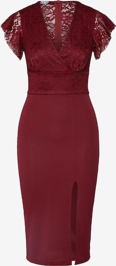WAL G. Sukienka etui w kolorze czerwone winom, Podgląd produktu