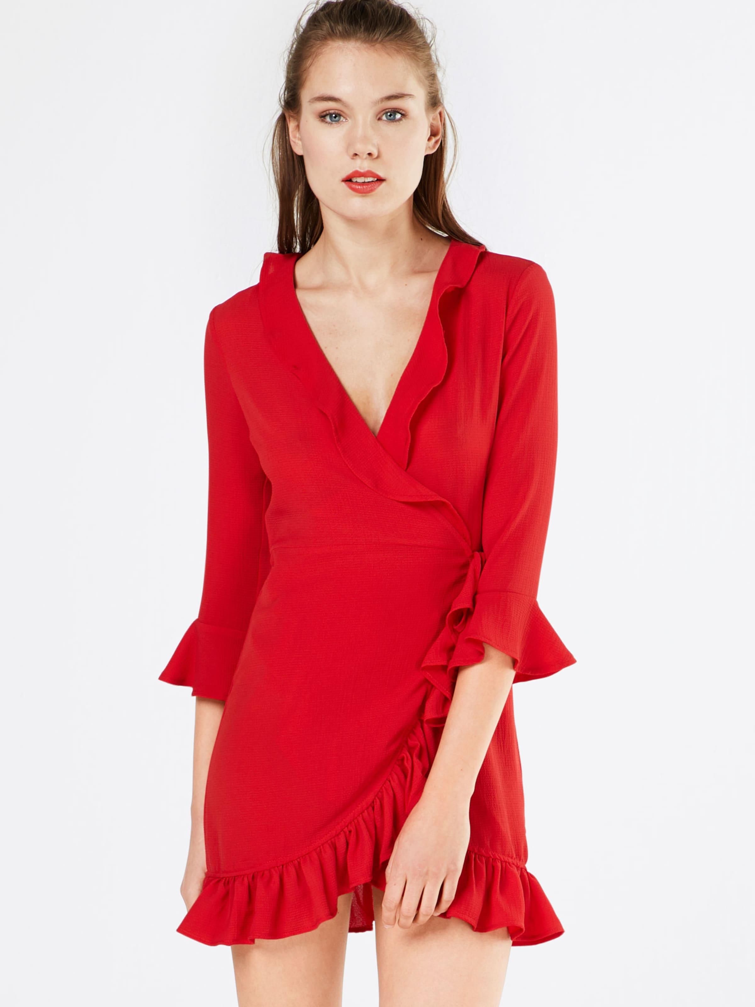 Günstig Kaufen Kosten Boohoo Kleid 'Bethany Frill' Billiges Countdown-Paket guZgLz9y8