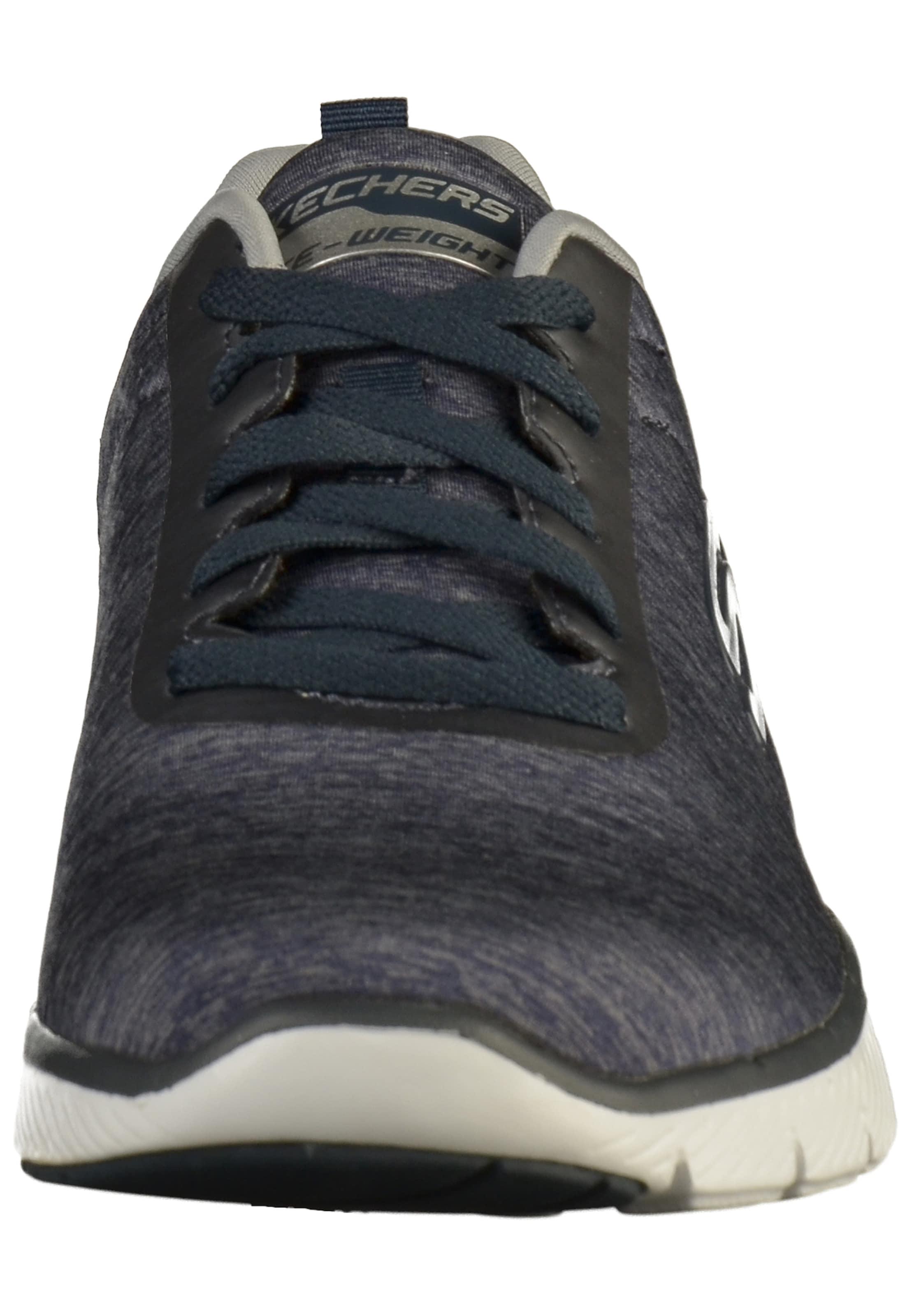 'flex In Skechers Sneaker Advantage Taubenblau 3 0Jection' VSzMUp