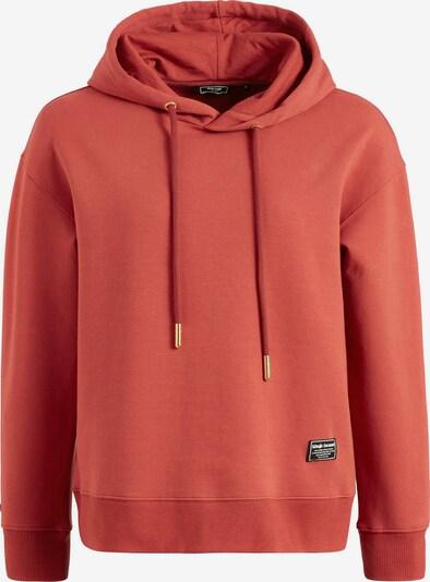 khujo Sweatshirt ' LOTTI ' in rot, Produktansicht