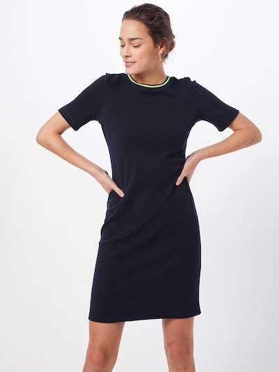 EDC BY ESPRIT Kleid in navy, Modelansicht