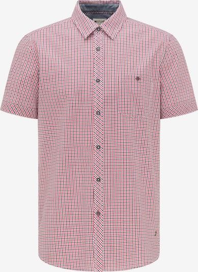 MUSTANG Hemd ' Karohemd ' in rot, Produktansicht