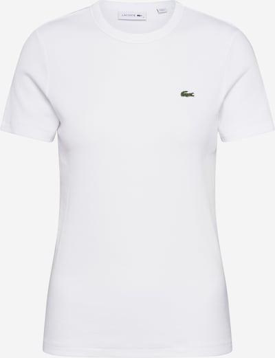 LACOSTE Shirt 'TEE-SHIRT' in de kleur Wit, Productweergave