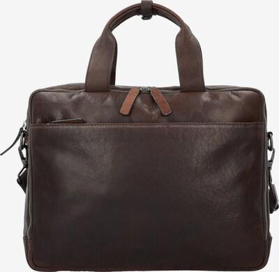 STRELLSON Porte-documents en brun foncé, Vue avec produit