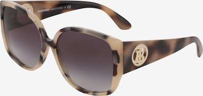 BURBERRY Sonnenbrille in beige / hellbeige, Produktansicht