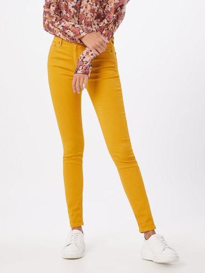 ESPRIT Jeans in gelb, Modelansicht