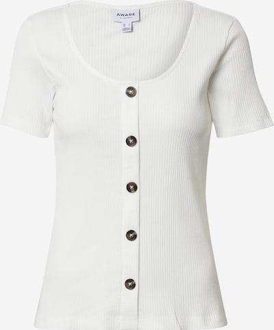 VERO MODA Shirt 'VMHELSINKI' in weiß, Produktansicht
