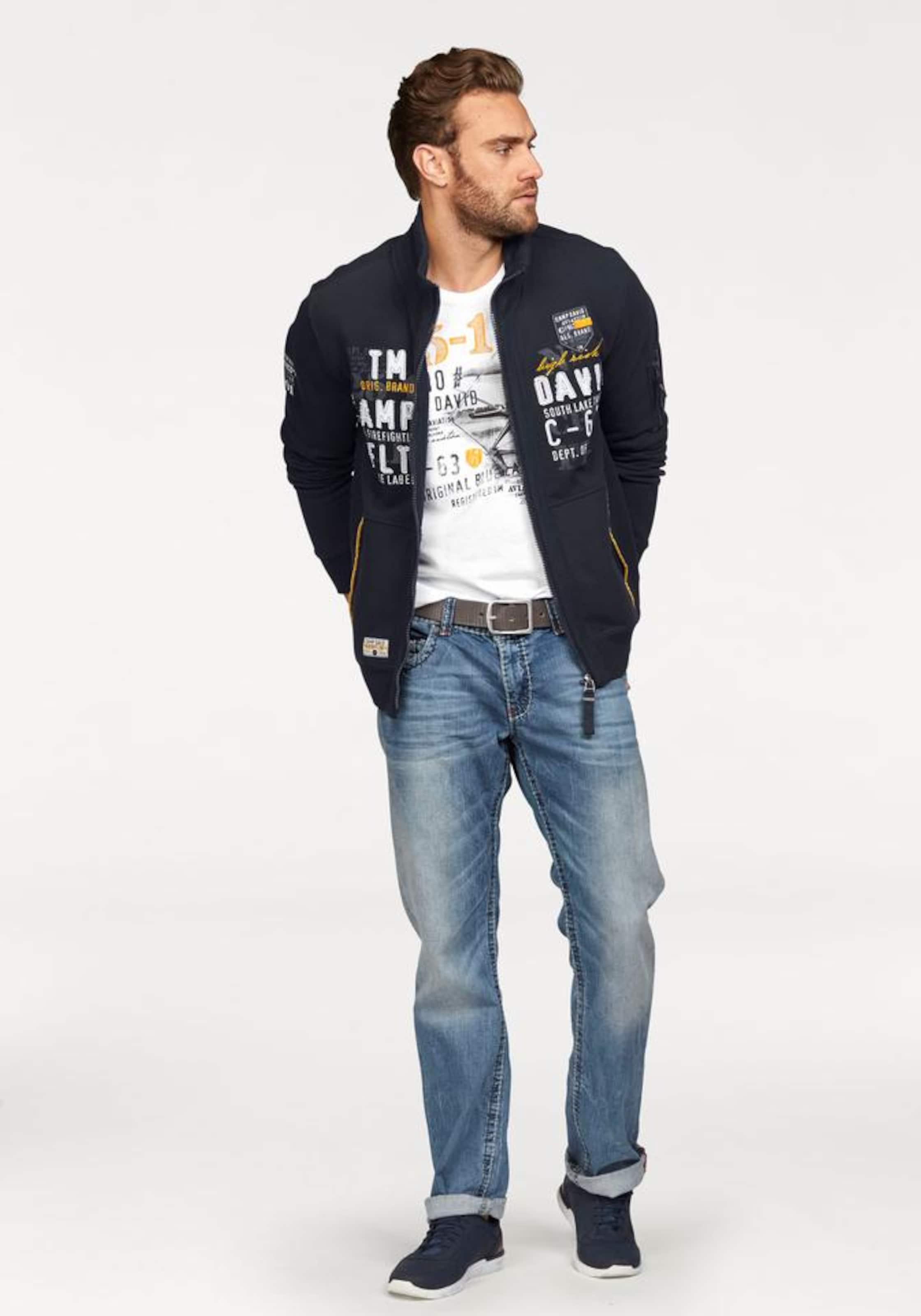 David Camp Jeans Blue Denim In dCtoQxBshr