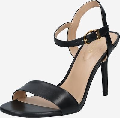 Lauren Ralph Lauren Sandale 'GWEN' in schwarz, Produktansicht