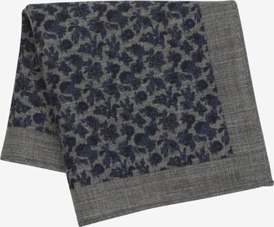 SEIDENSTICKER Pochettes 'Schwarze Rose' in blau / grau, Produktansicht