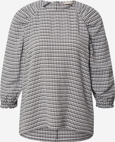 Soft Rebels Блуза 'Mate' в черно / бяло, Преглед на продукта