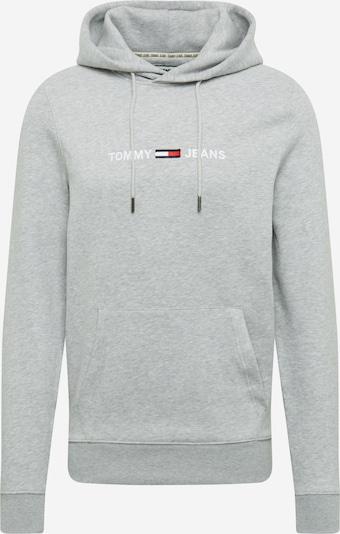 Bluză de molton Tommy Jeans pe gri deschis, Vizualizare produs