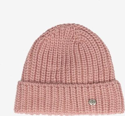 Zwillingsherz Mütze in rosa, Produktansicht
