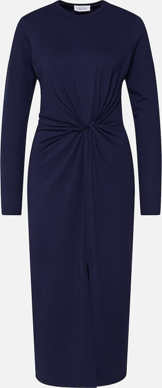 EDITED Kleid 'Meryl' in navy, Produktansicht