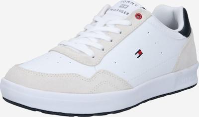 TOMMY HILFIGER Sneaker in beige / weiß, Produktansicht