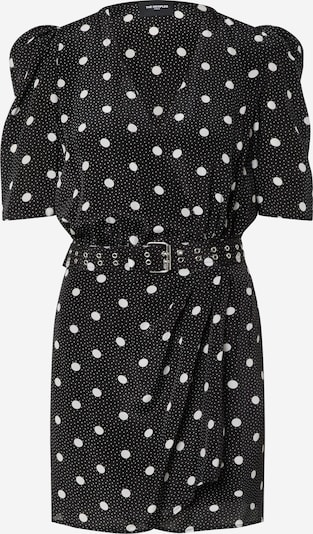 The Kooples Kleid 'ROBE' in navy / weiß, Produktansicht