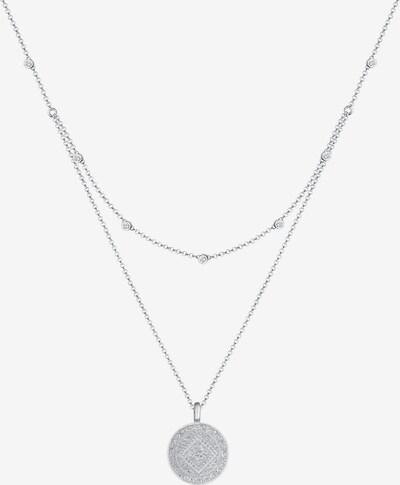 ELLI Ketting in de kleur Zilver, Productweergave