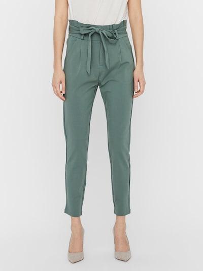 VERO MODA Kalhoty 'Eva' - pastelově zelená, Model/ka