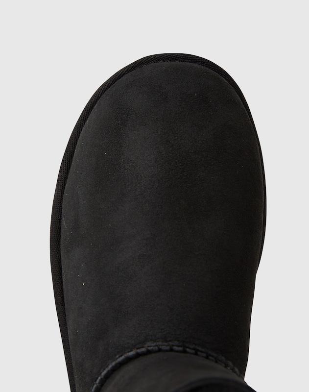 UGG Boots mit Fell-Fütterung 'Mini Bailey Bow II'