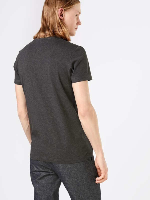 TOMMY HILFIGER T-Shirt 'STRETCH CNK TEE S/S SF'