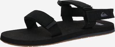 QUIKSILVER Sandalen 'MONKEY CAGED' in de kleur Zwart, Productweergave