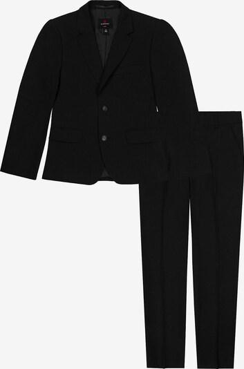 G.LEHMANN Anzug in schwarz, Produktansicht
