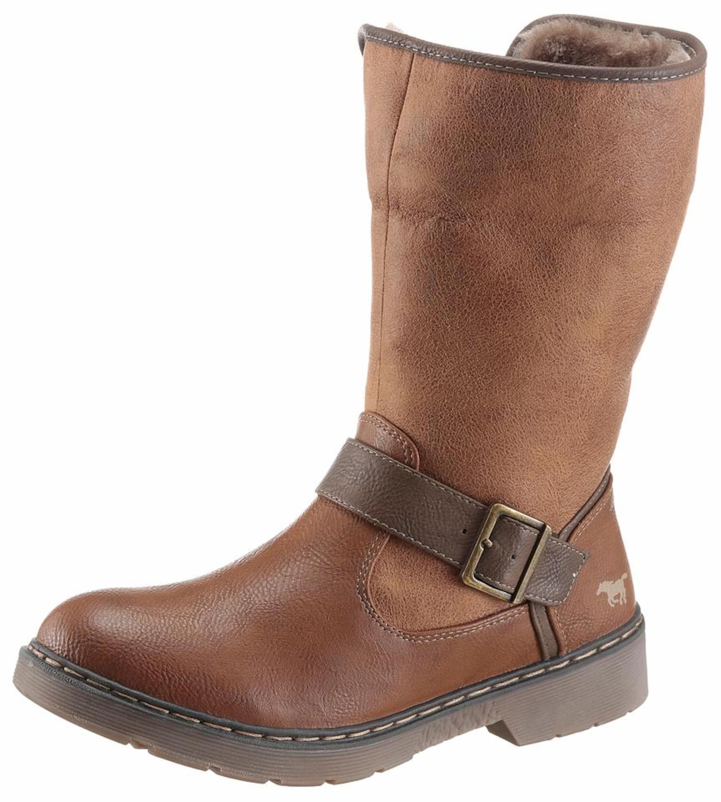 MUSTANG Shoes Winterstiefelette Heißen Verkauf Zum Verkauf Authentischer Online-Verkauf Spielraum Shop Günstig Online Sammlungen Zum Verkauf 1ymNYsH
