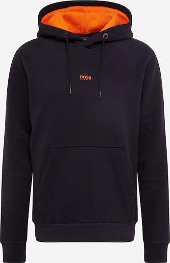 BOSS Majica 'Weedo' | črna barva, Prikaz izdelka