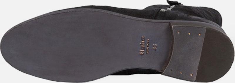 tigha Boots mit Faltenwurf  'Rohan'