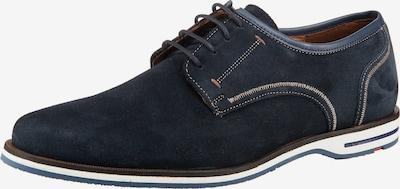 LLOYD Šnurovacie topánky 'Detroit' - tmavomodrá, Produkt