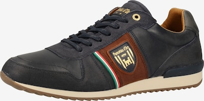 PANTOFOLA D'ORO Sneaker in nachtblau: Frontalansicht