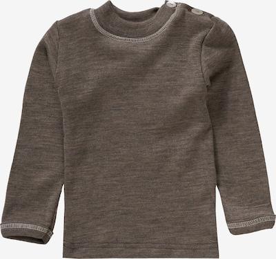 ENGEL Langarmshirt in braun, Produktansicht