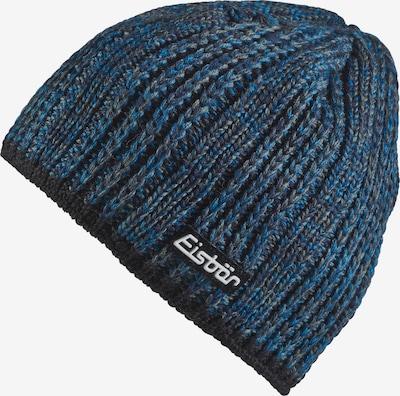 Eisbär Mütze 'Rene' in blau / grau, Produktansicht