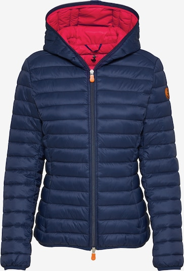 SAVE THE DUCK Jacke 'GIUBBOTTO CAPPUCCIO' in navy, Produktansicht