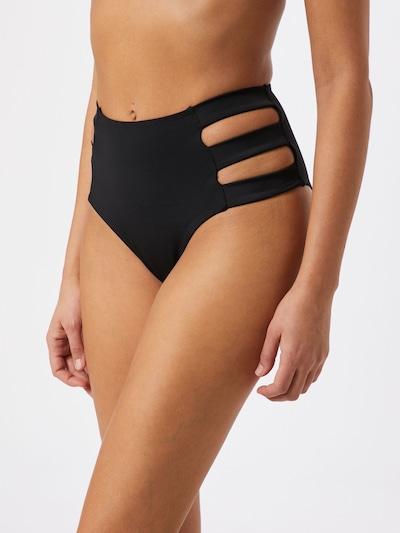 Hunkemöller Dół bikini w kolorze czarnym, Podgląd na modelu(-ce)