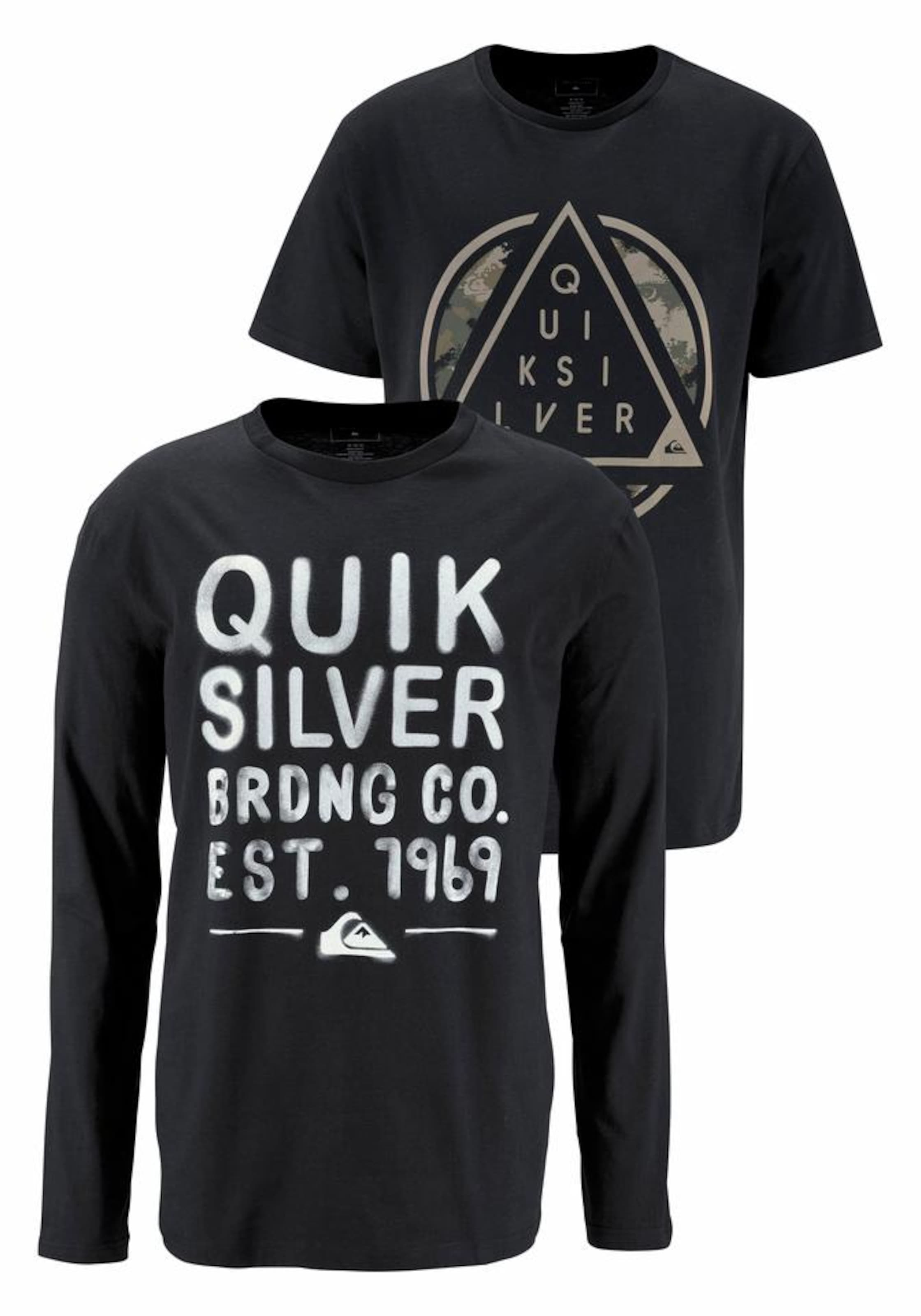 QUIKSILVER T-Shirt Authentisch Zu Verkaufen Online Blättern Mit Mastercard Günstig Online TrxGVnBv