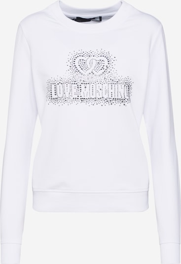 Love Moschino Sweatshirt 'W630215E2139' in de kleur Wit, Productweergave