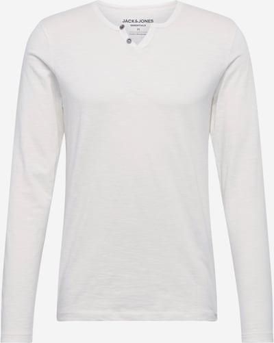 JACK & JONES Shirt 'SPLIT' in de kleur Offwhite, Productweergave