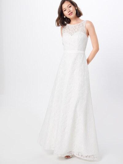 Vakarinė suknelė iš MAGIC BRIDE , spalva - balta, Modelio vaizdas