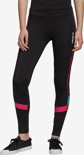 ADIDAS ORIGINALS Leggings ' Tech W ' in schwarz, Produktansicht