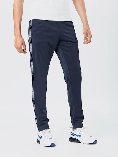 Champion Authentic Athletic Apparel Hose in navy / weiß, Modelansicht