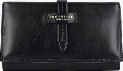 The Bridge Portemonnee 'Florentin' in de kleur Zwart, Productweergave