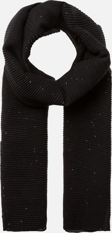 CODELLO Plissee-Schal mit leichtem Glitzereffekt