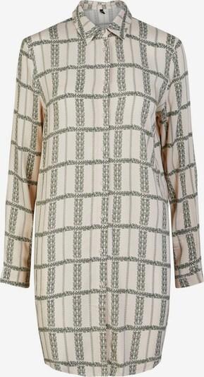 Y.A.S YASFLOCHA Langarmhemd in beige, Produktansicht
